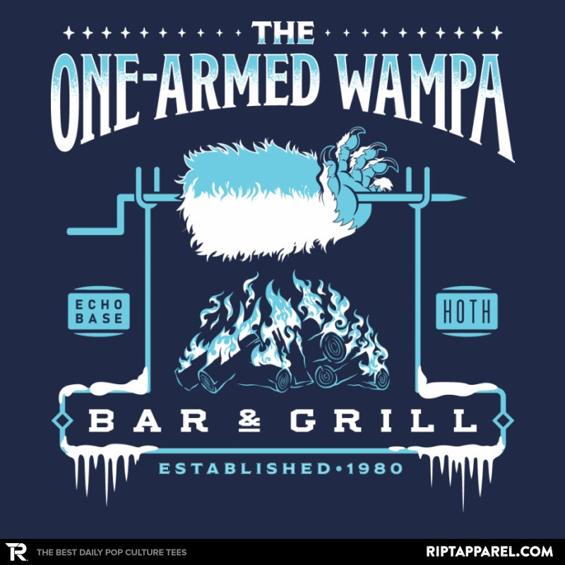 The One-Armed Wampa - Collection Image - RIPT Apparel