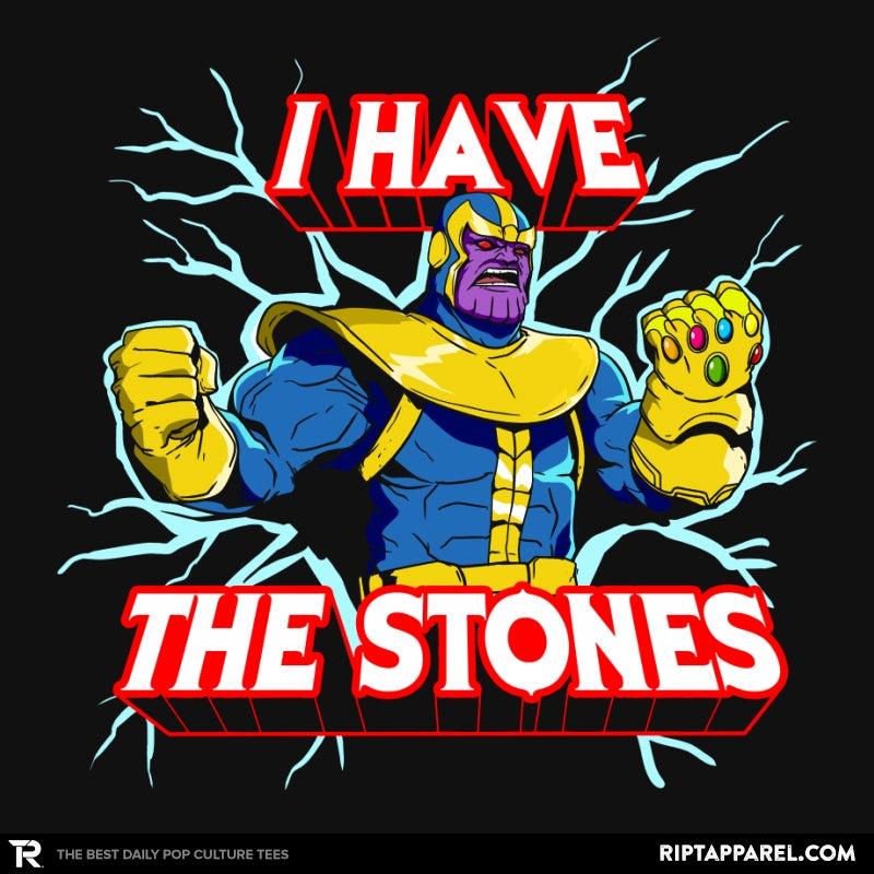 I have the Stones - Collection Image - RIPT Apparel