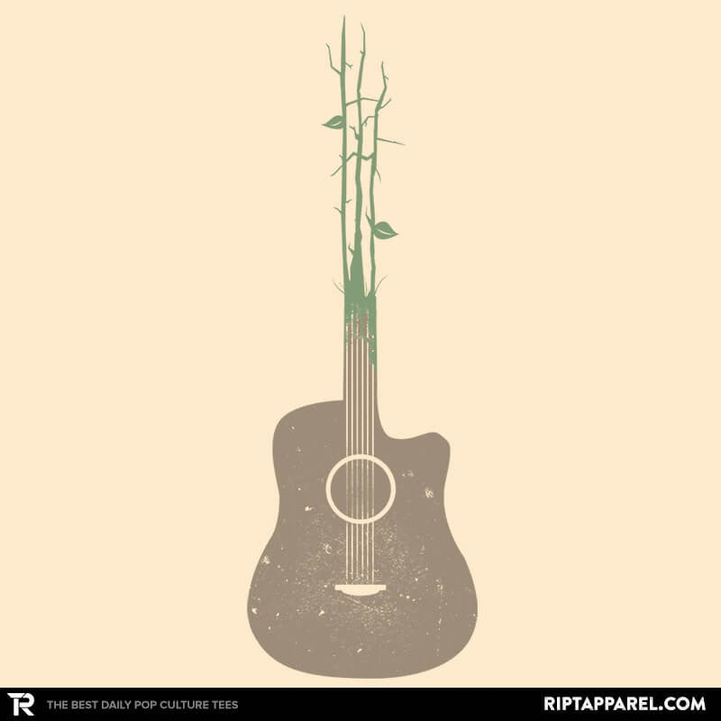 Natures Guitar Exclusive - Collection Image - RIPT Apparel
