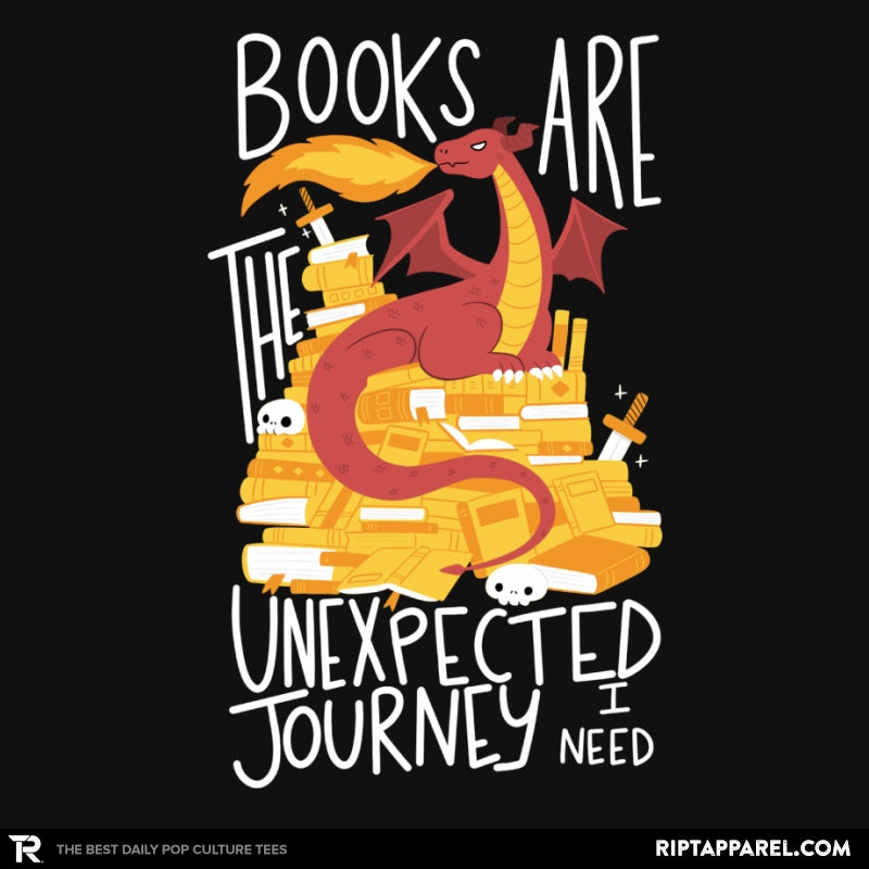Book Dragon - Collection Image - RIPT Apparel