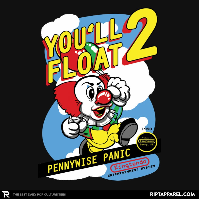 Pennywise Panic 1990 - Best Seller - Collection Image - RIPT Apparel