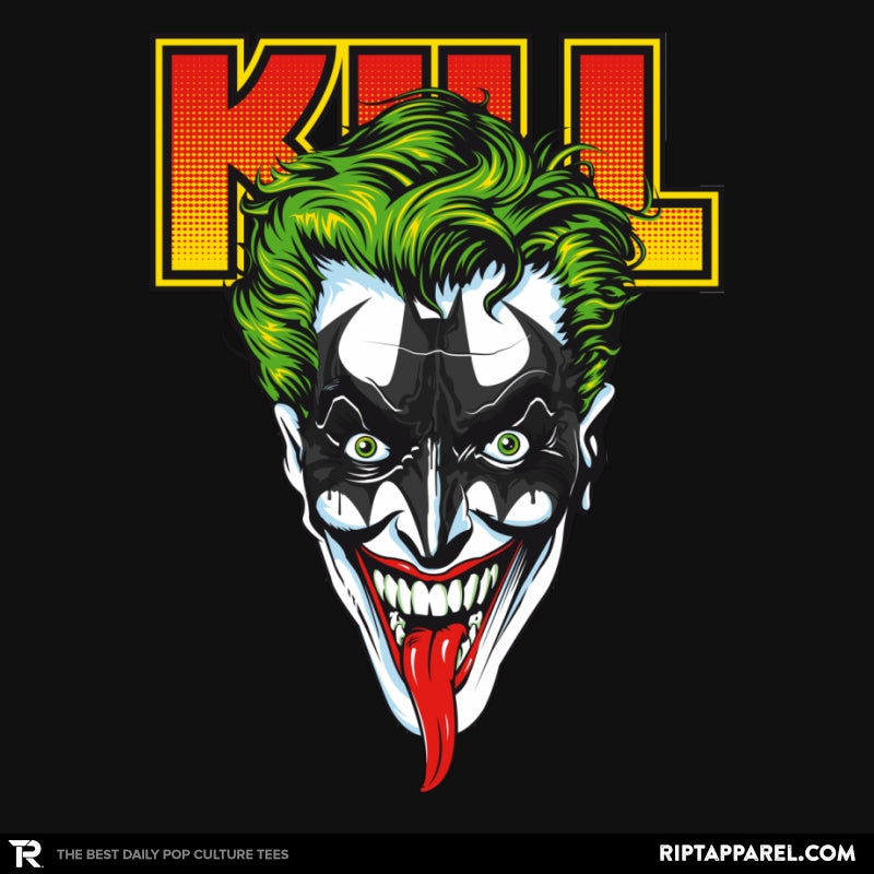 KISS THE BAT - Collection Image - RIPT Apparel