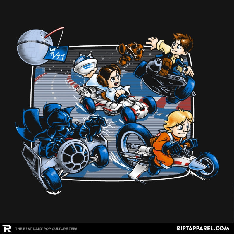 Super Kart Wars - 80s Blaarg - RIPT Apparel
