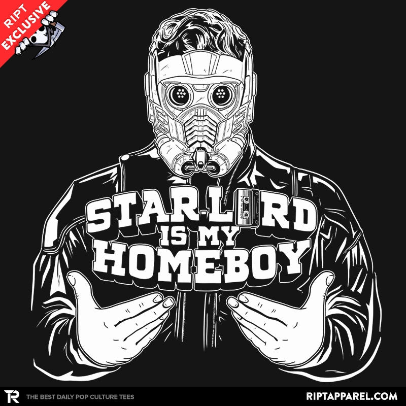 Home-Lord Is My Starboy Exclusive - RIPT Apparel
