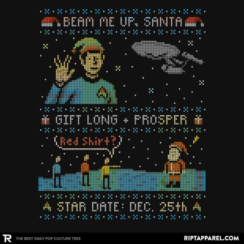 Gift Long and Prosper - Ugly Holiday - Collection Image - RIPT Apparel