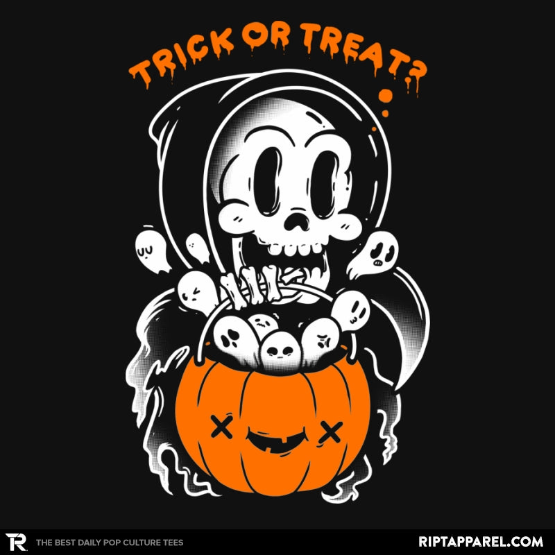 Death's Trick or Treat - Anytime - Collection Image - RIPT Apparel