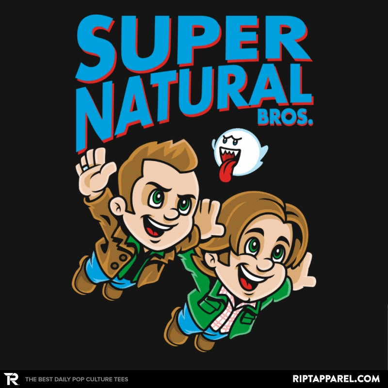 Super Natural Bros - Collection Image - RIPT Apparel
