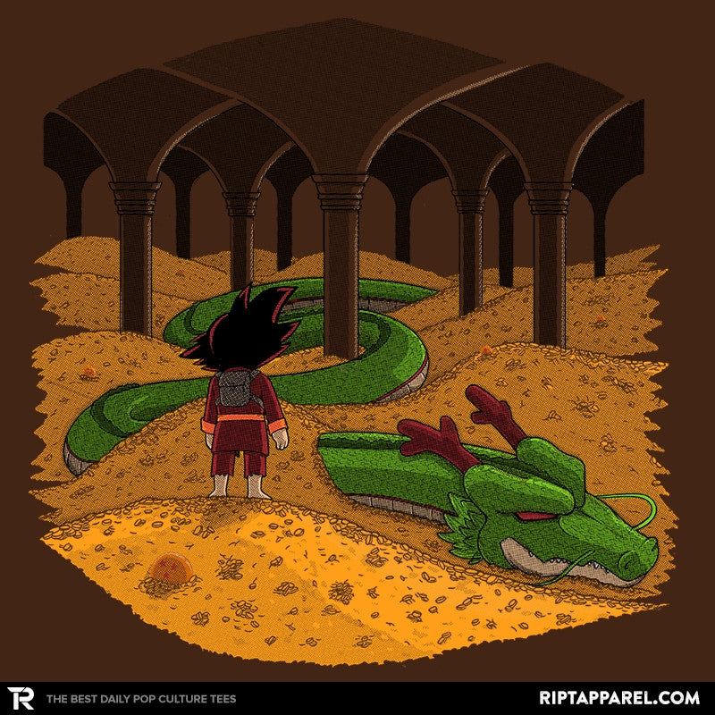 The Desolation of Shenron - Collection Image - RIPT Apparel