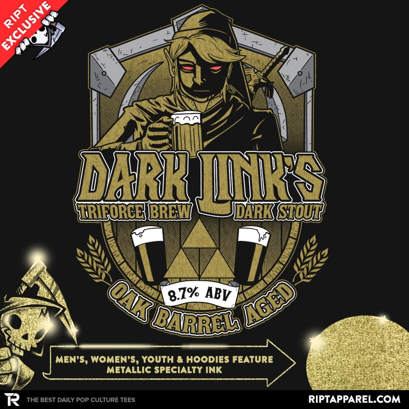 Dark Triforce Brew - Collection Image - RIPT Apparel