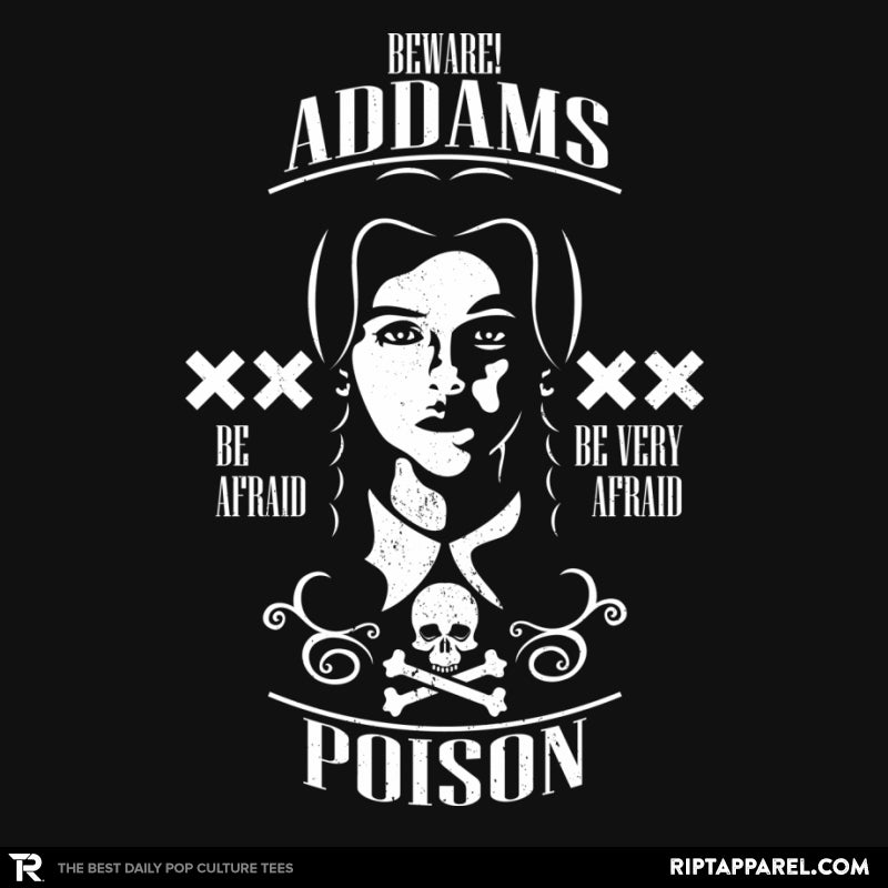 Addams Poison - Collection Image - RIPT Apparel