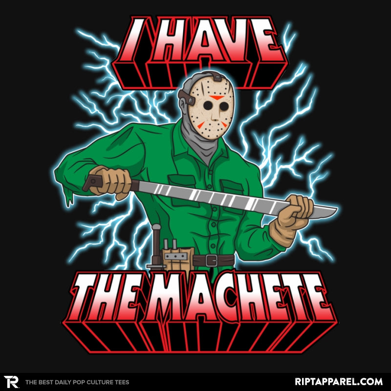I Have The Machete! - Collection Image - RIPT Apparel