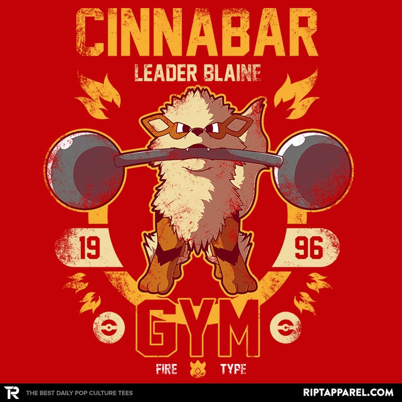 Cinnabar Gym - New Year's Evolutions - Collection Image - RIPT Apparel