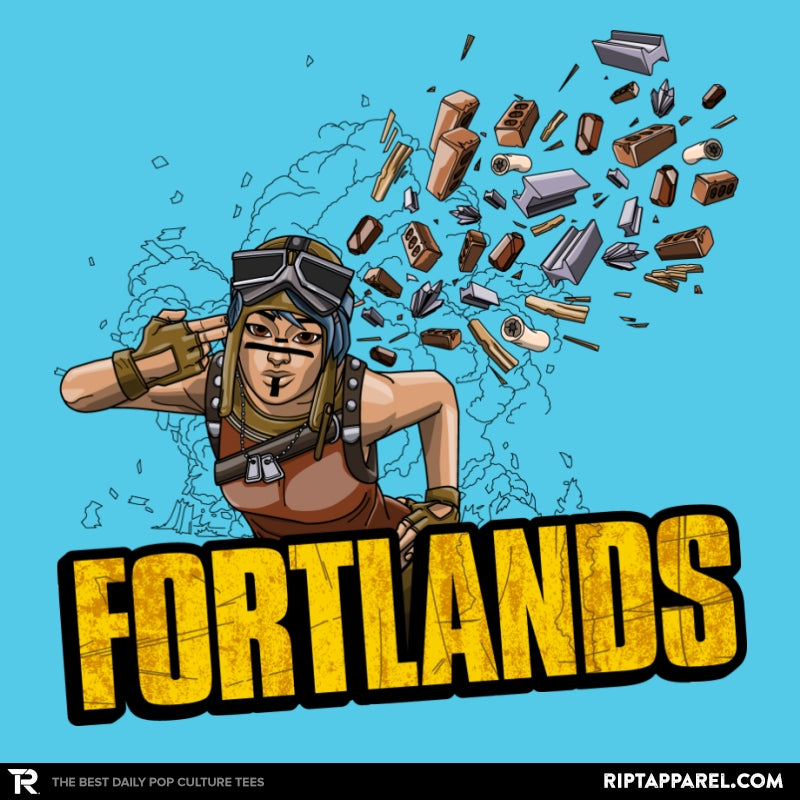 Fortlands - RIPT Apparel