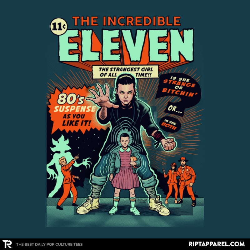 Incredible Eleven - RIPT Apparel