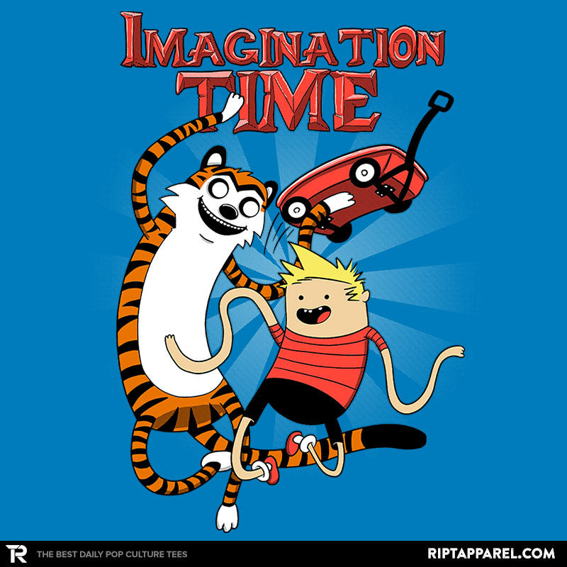 Imagination Time - Collection Image - RIPT Apparel