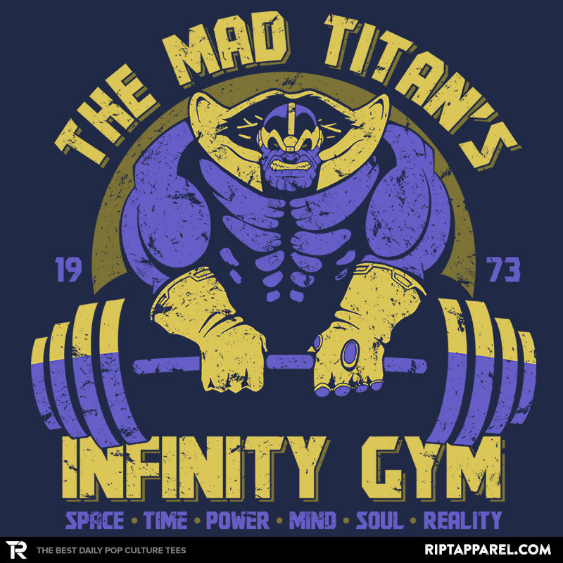 Infinity Gym - RIPT Apparel