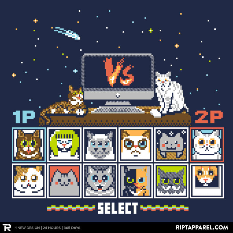 Internet Cat Fight! - RIPT Apparel
