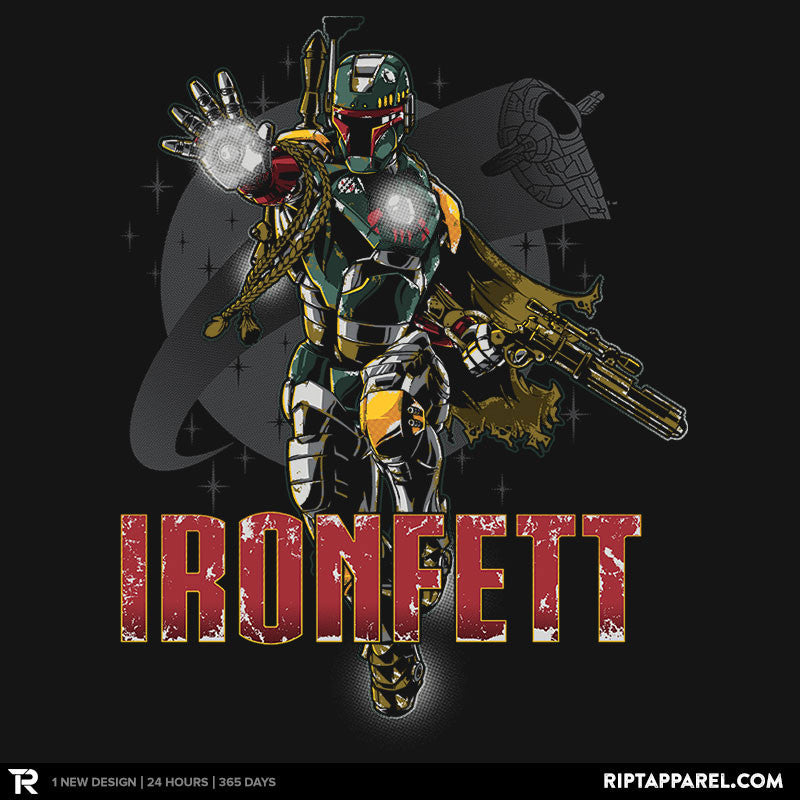 Iron Fett Exclusive - RIPT Apparel