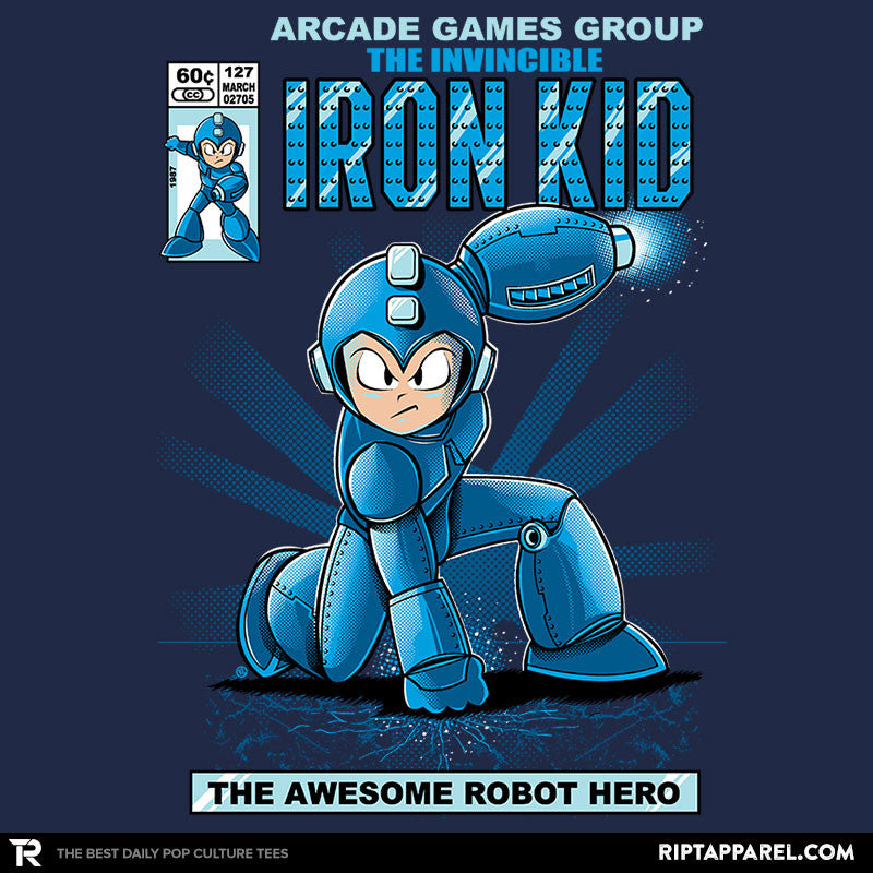 Iron Kid - Collection Image - RIPT Apparel