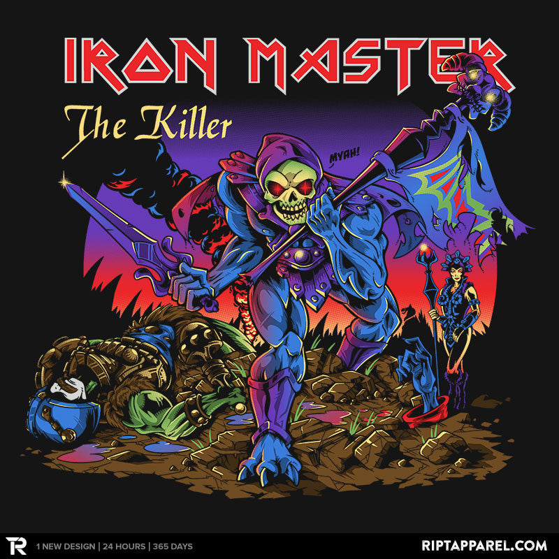 Iron Master Exclusive - Collection Image - RIPT Apparel