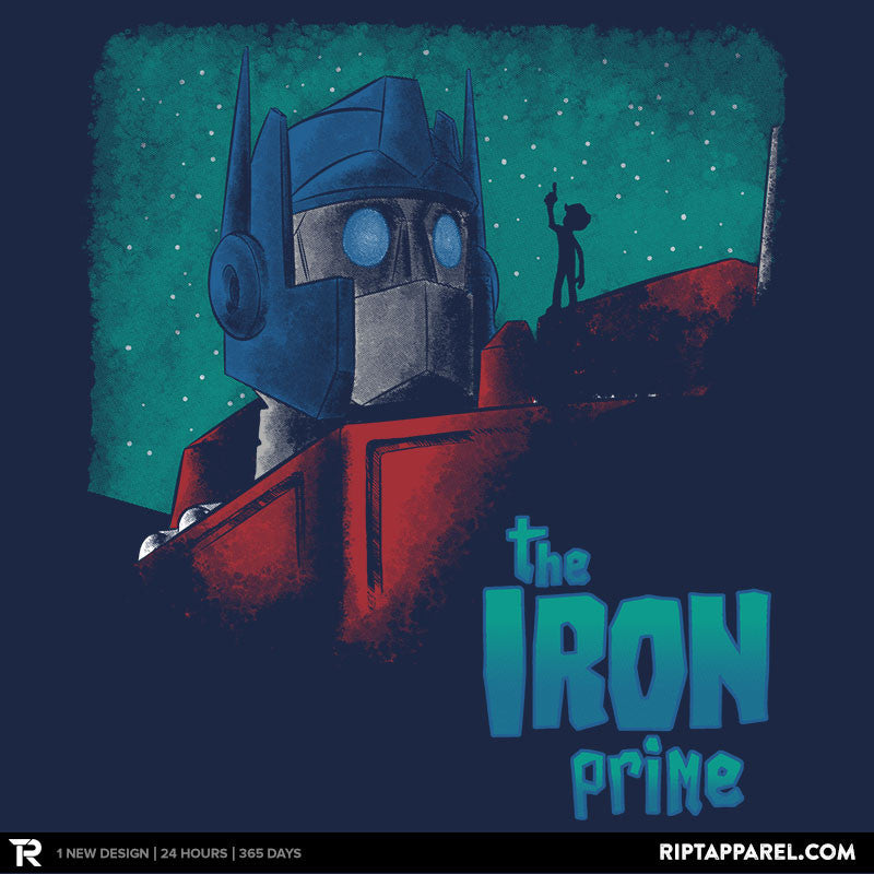 Iron Prime - Collection Image - RIPT Apparel