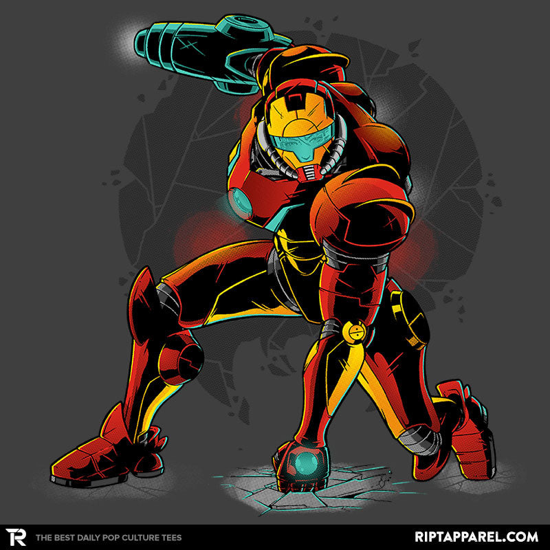 Iron Samus Exclusive - RIPT Apparel