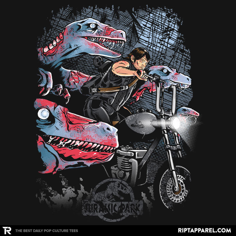 Jurassic Dead Exclusive - RIPT Apparel