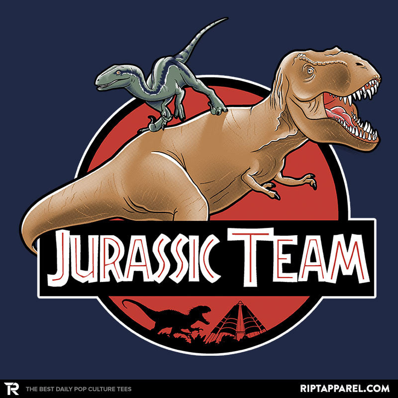 Jurassic Team - Collection Image - RIPT Apparel
