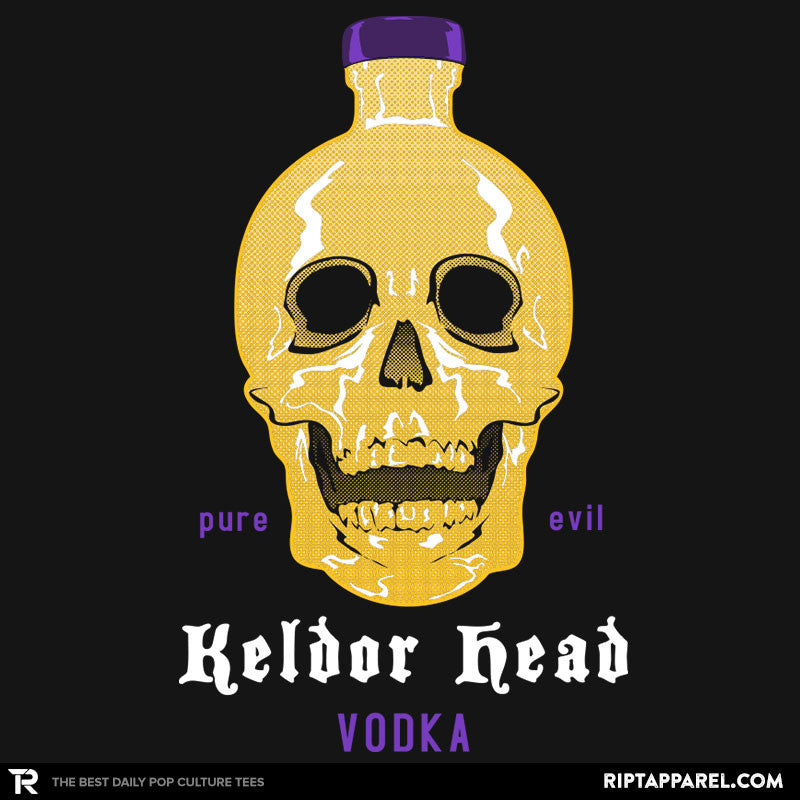 Keldor Head Vodka - RIPT Apparel