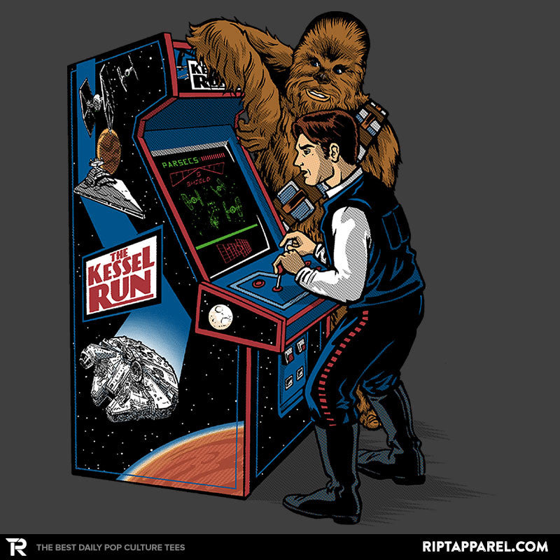 Kessel Run Coin Op - RIPT Apparel