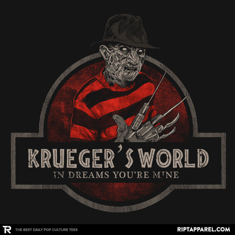 Krueger's World - Collection Image - RIPT Apparel