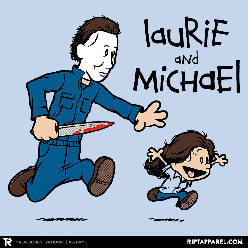 Laurie and Michael - RIPT Apparel