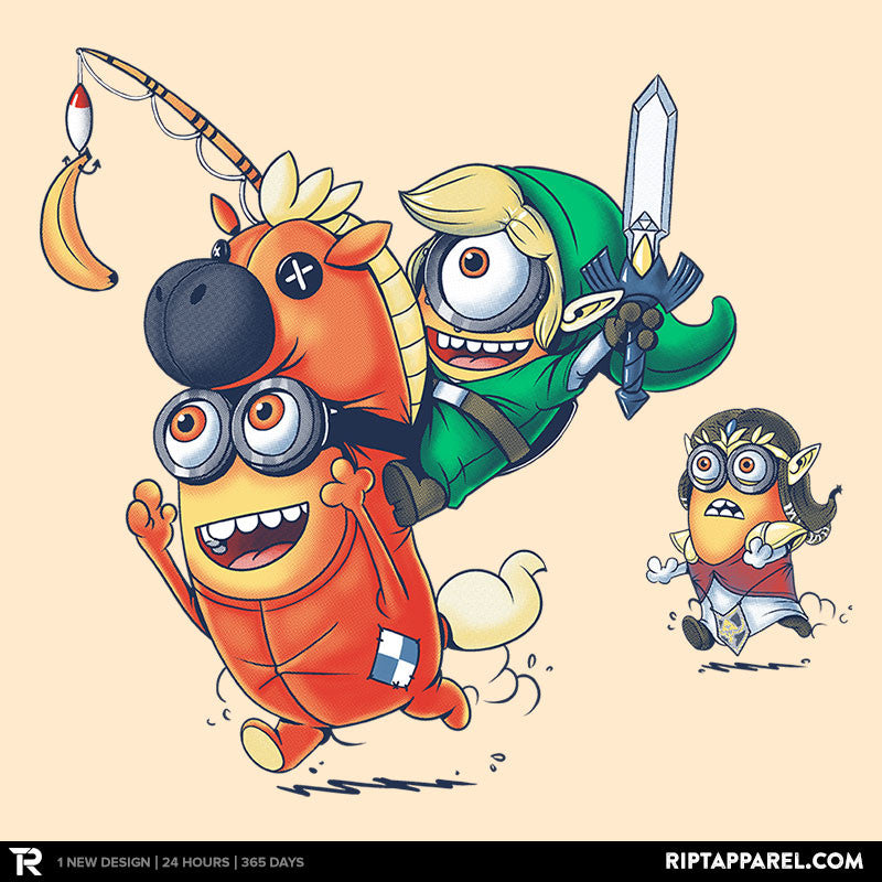 Legend of Minion - RIPT Apparel