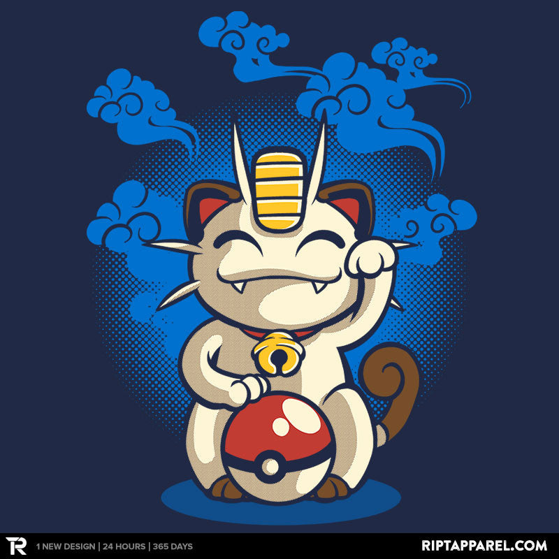 Lucky Meowth - RIPT Apparel