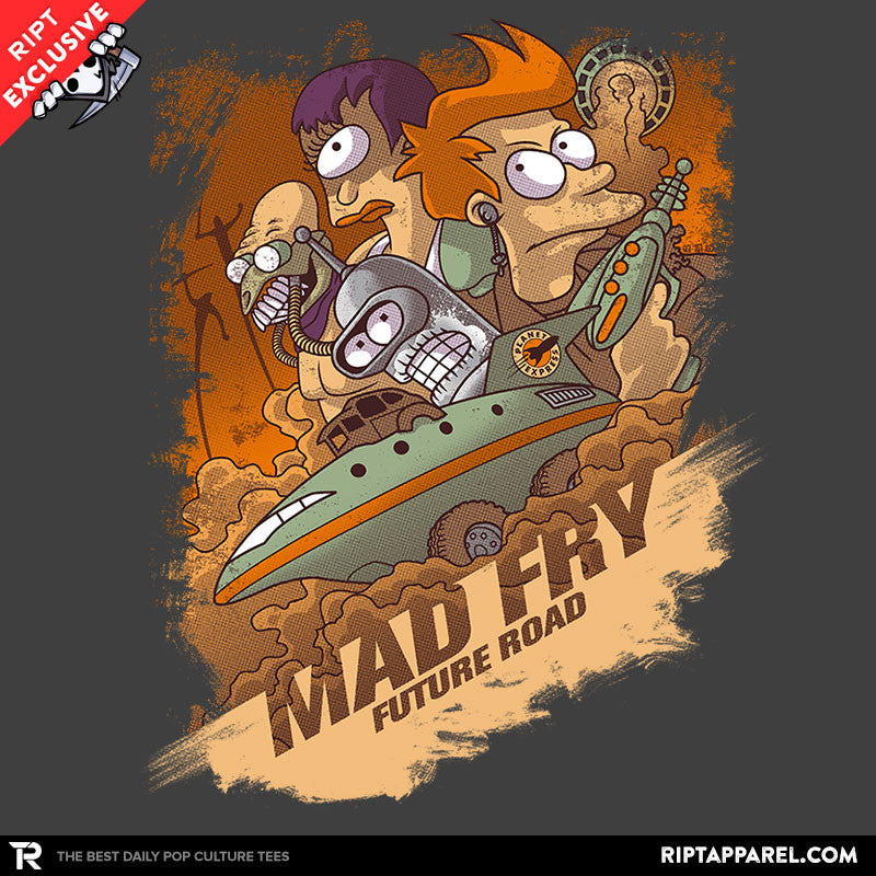 Mad Fry - RIPT Apparel