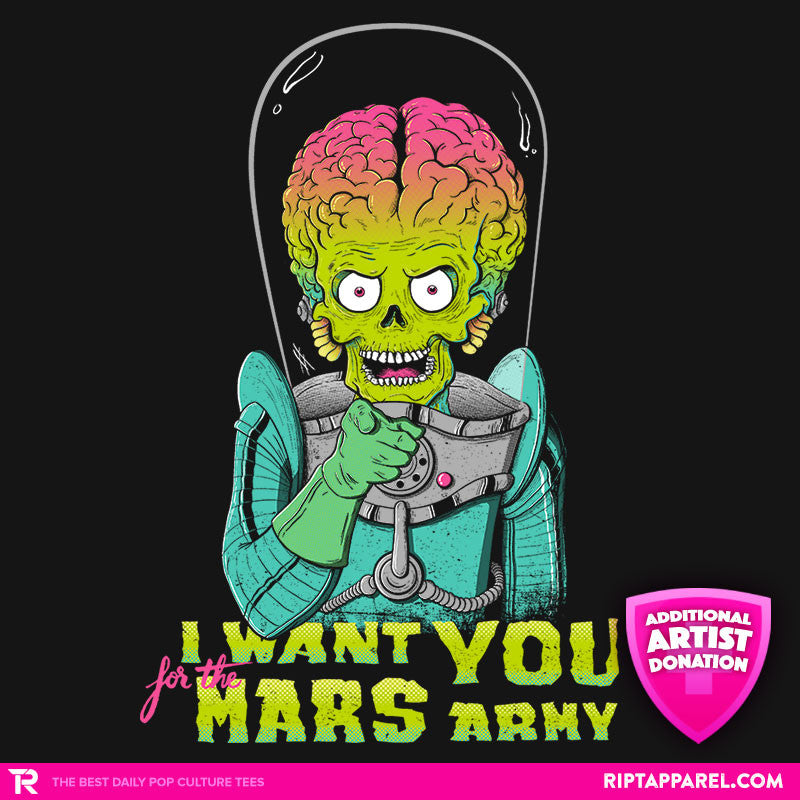 Mars Recruitment - RIPT Apparel
