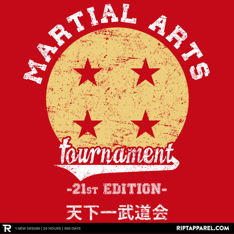 Martial Arts Tournament - RIPT Apparel