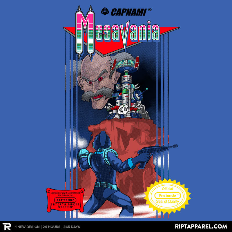 Megavania - Collection Image - RIPT Apparel