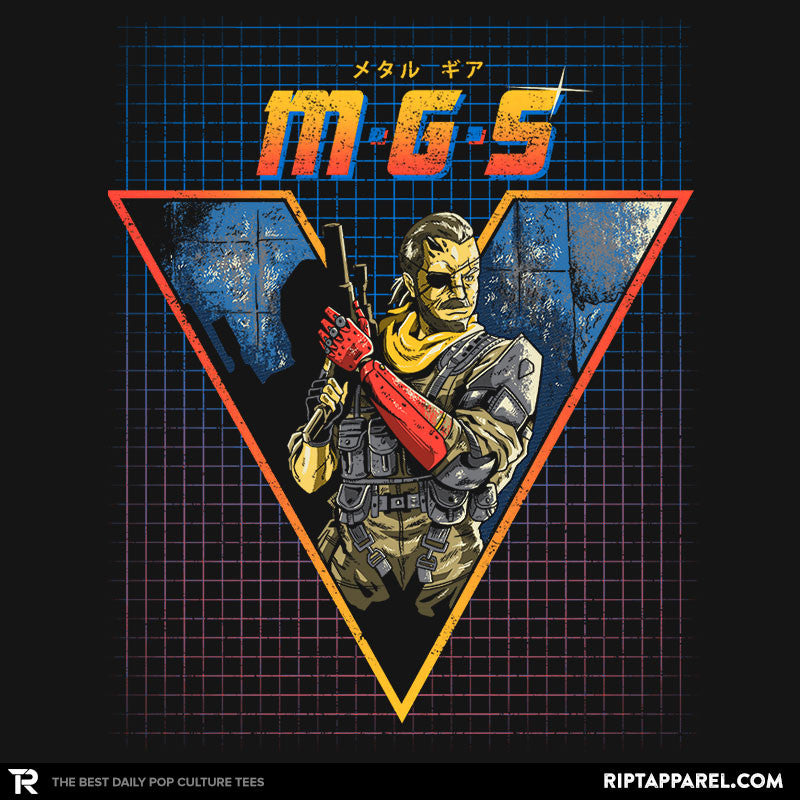 MGS V - RIPT Apparel