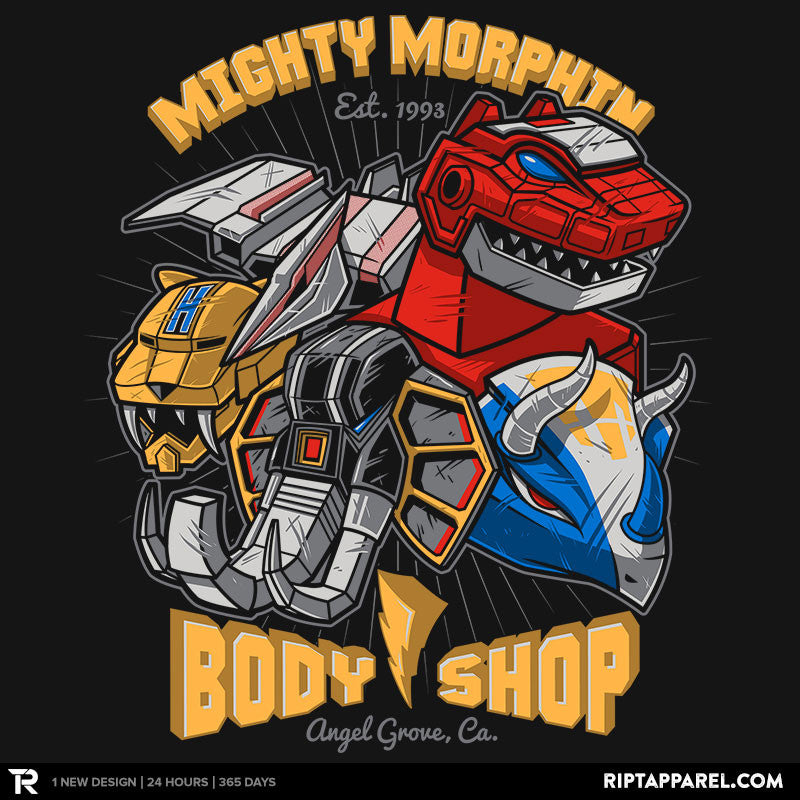 Mighty Body Shop - Collection Image - RIPT Apparel