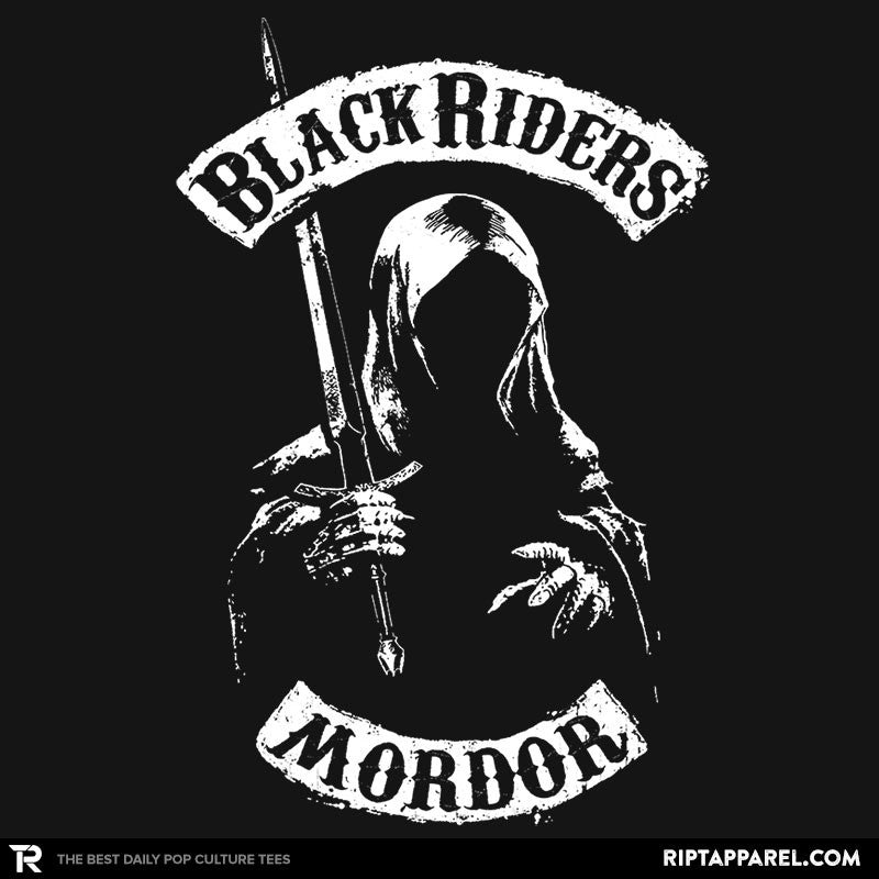 Mordor Black Riders - RIPT Apparel