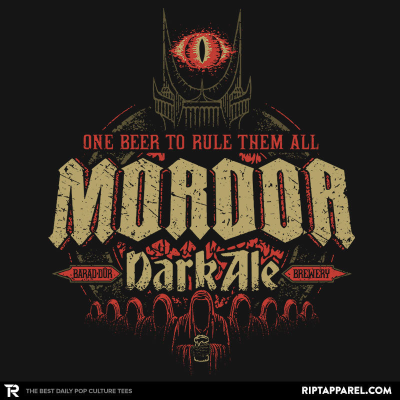 Mordor Dark Ale - Collection Image - RIPT Apparel