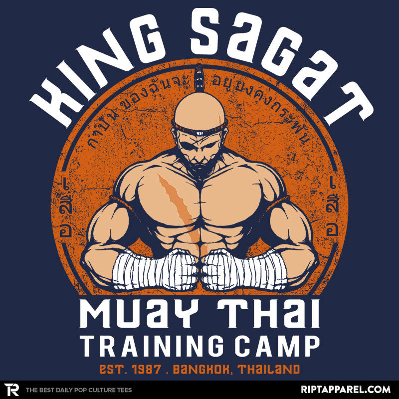 Muay Thai Camp - RIPT Apparel