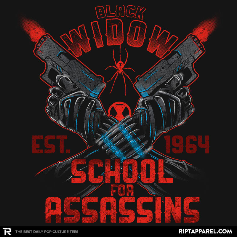 Nat's School for Assassins Exclusive - Collection Image - RIPT Apparel