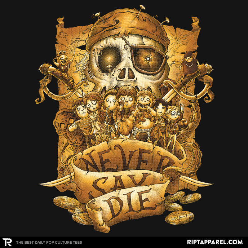 Never Say Die - Collection Image - RIPT Apparel