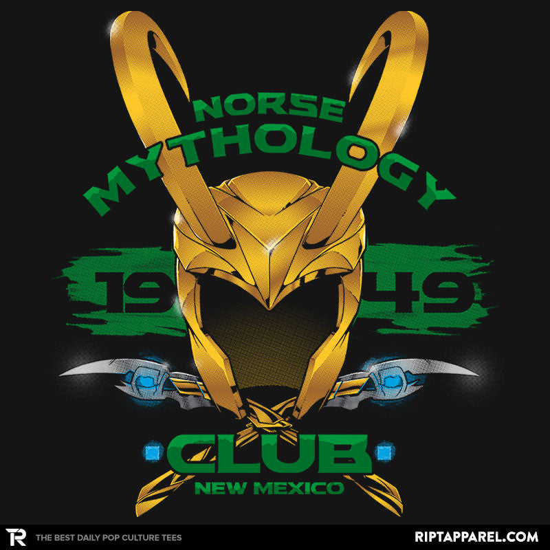 Norse Mythology Club Exclusive - RIPT Apparel