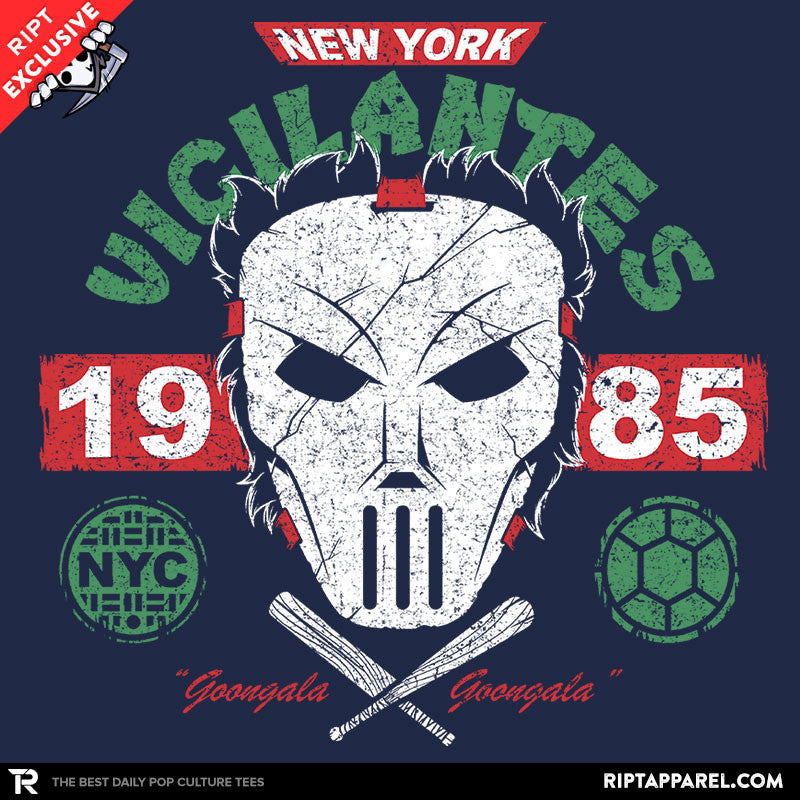 NYC Vigilantes - Collection Image - RIPT Apparel