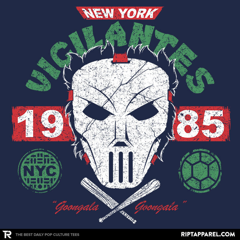 NYC Vigilantes Exclusive - Collection Image - RIPT Apparel