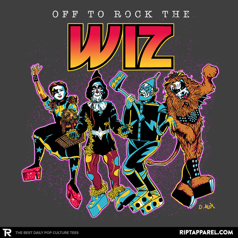 Off To Rock the Wiz - Collection Image - RIPT Apparel