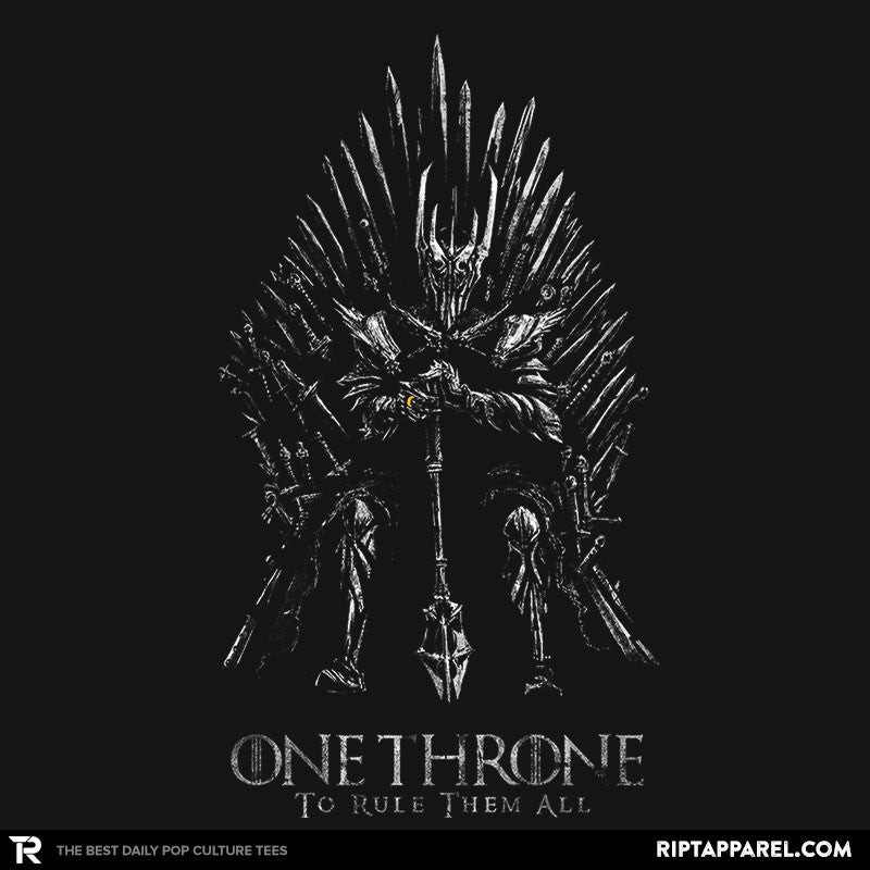 One Throne to Rule Them All - RIPT Apparel